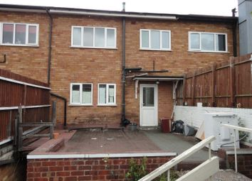 Thumbnail 2 bed flat for sale in 142A & 142B Beacon Road, Great Barr, Birmingham, West Midlands