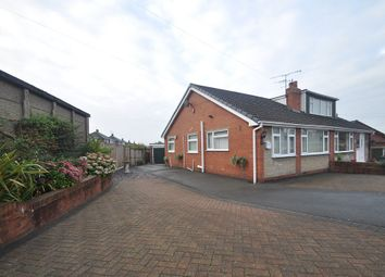 Thumbnail 2 bed semi-detached bungalow to rent in Fearns Avenue, Bradwell, Newcastle Under Lyme, Staffordshire
