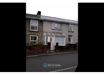 Thumbnail 3 bedroom terraced house to rent in King Street, Brynmawr