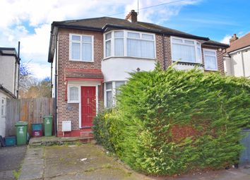 Thumbnail 3 bed semi-detached house for sale in Merlin Road, South Welling, Kent