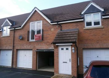Thumbnail 2 bed flat for sale in Tissington Road, Grantham