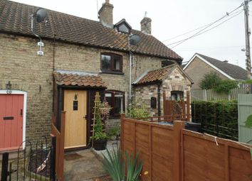 Thumbnail 2 bed terraced house to rent in Sudbrooke Road, Scothern, Lincoln