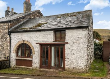 Thumbnail 1 bed cottage for sale in Libanus, Brecon