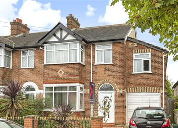 Thumbnail End terrace house for sale in Edward Avenue, Morden, Surrey