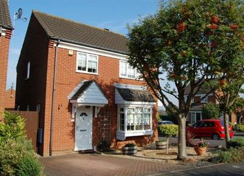 Thumbnail 3 bed detached house for sale in Princess Close, Abington Vale, Northampton
