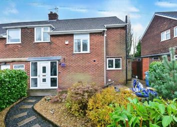 Thumbnail 3 bed semi-detached house for sale in Langham Place, Ladybrook, Mansfield, Nottinghamshire