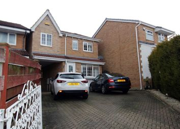 Thumbnail 4 bed detached house for sale in Dowland Gardens, High Green, Sheffield, South Yorkshire