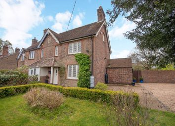Thumbnail 3 bed semi-detached house for sale in Palehouse Common, Framfield, Uckfield