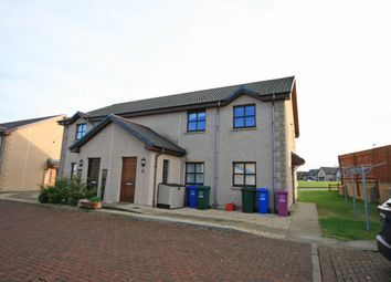 Thumbnail 2 bed flat for sale in 7 Silberg Drive, Buckie