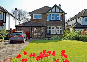 Thumbnail 3 bed detached house for sale in Barnfield Wood Road, Beckenham