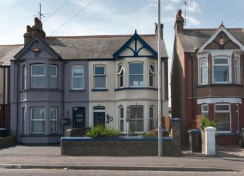 Thumbnail 3 bed property for sale in Canterbury Road, Margate