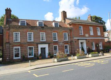 Thumbnail 4 bedroom property for sale in Market Place, Swaffham, Swaffham, Norfolk