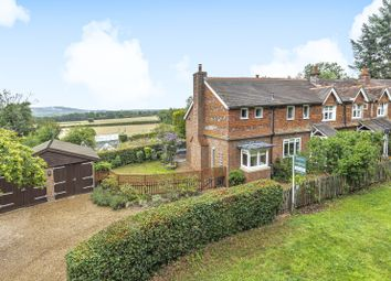 4 bed end terrace house for sale in Grafham, Bramley, Guildford GU5