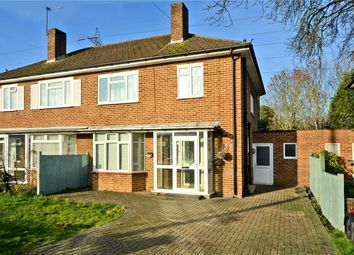 Thumbnail 3 bed semi-detached house to rent in Stroudes Close, Worcester Park