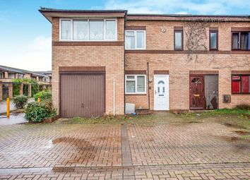 3 bed end terrace house for sale in Sutcliffe Avenue, Oldbrook, Milton Keynes MK6