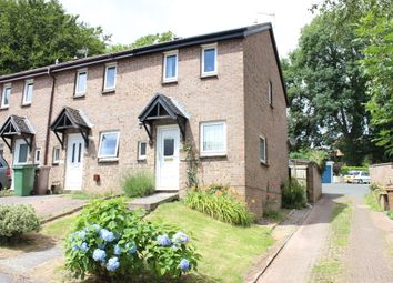 Thumbnail 2 bed end terrace house for sale in Lavington Close, Chaddlewood, Plympton