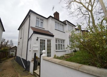 Thumbnail 3 bed semi-detached house for sale in 74 Duncroft, London