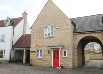 Thumbnail 3 bedroom link-detached house for sale in Station Gate, Burwell