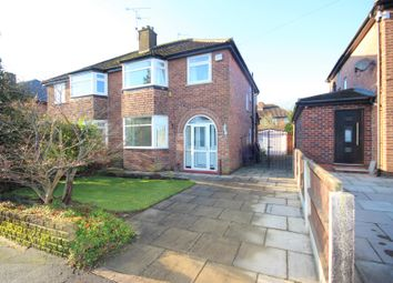 Thumbnail 3 bed semi-detached house for sale in Edenfield Lane, Worsley