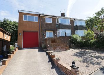 Thumbnail 4 bed semi-detached house for sale in Woodland Way, Herringthorpe, Rotherham, South Yorkshire
