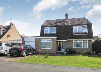 Thumbnail 4 bed detached house for sale in Acacia Avenue, St. Ives, Huntingdon