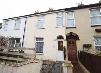 Thumbnail 3 bed terraced house for sale in Olive Road, Great Yarmouth