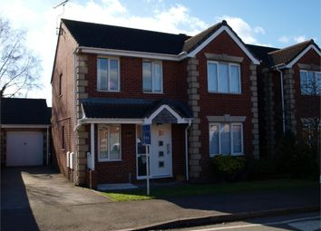 Thumbnail 4 bed detached house for sale in Clays Lane, Branston, Burton-On-Trent, Staffordshire