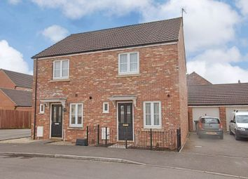 Thumbnail 2 bed semi-detached house for sale in Barn Way, West Ashton, Trowbridge