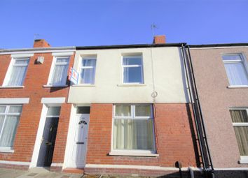 Thumbnail 3 bedroom terraced house to rent in Vale Street, Barry