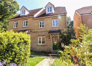 Thumbnail 4 bed semi-detached house for sale in Helmsman Rise, St. Leonards-On-Sea, East Sussex
