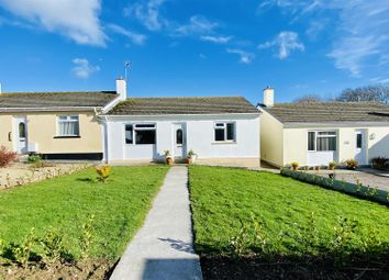 Thumbnail 2 bed semi-detached house for sale in Polwhele Road, Newquay