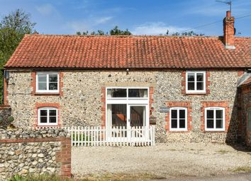 Thumbnail 3 bedroom barn conversion for sale in Wells Road, Stiffkey, Wells-Next-The-Sea