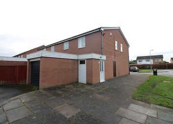 Thumbnail 2 bed flat for sale in Hether Drive, Carlisle, Cumbria