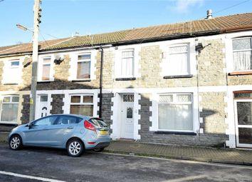 Thumbnail 2 bed terraced house for sale in Telekebir Road, Hopkinstown, Pontypridd