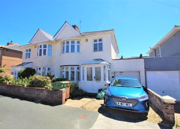 3 bed semi-detached house for sale in St. Gabriels Avenue, Peverell, Plymouth, Devon PL3