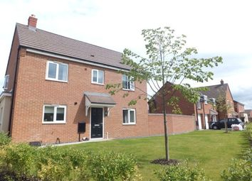 Thumbnail 3 bed property to rent in 2 Bagnall Way, Rugeley