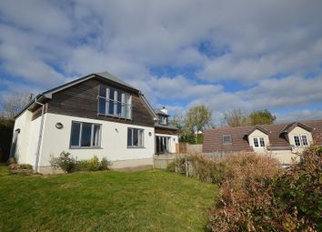 Thumbnail 6 bed detached house for sale in Chapel Hill, Bolingey, Perranporth