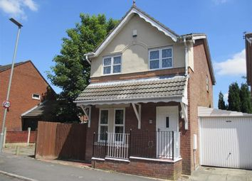 Thumbnail 3 bed detached house to rent in Gaskell Road, Penwortham, Preston