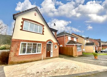 3 bed detached house for sale in Court Meadow, Langstone, Newport NP18
