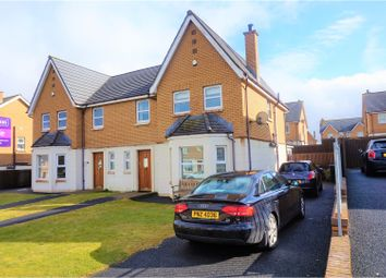 Thumbnail 3 bed semi-detached house for sale in Aylesbury Manor, Newtownabbey