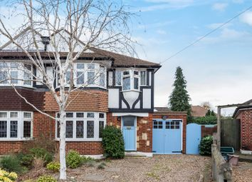 3 bed semi-detached house for sale in Garth Close, Kingston Upon Thames KT2
