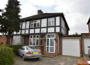 Thumbnail 4 bedroom semi-detached house for sale in Springfield Gardens, Kingsbury
