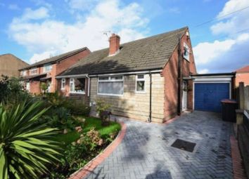 2 bed semi-detached bungalow for sale in Higher Croft, Eccles, Manchester M30