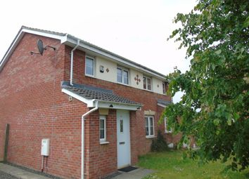 Thumbnail 2 bed semi-detached house for sale in Berryhill Crescent, Wishaw, North Lanarkshire
