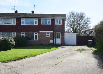 Thumbnail 4 bed semi-detached house for sale in Marden Road, Staplehurst, Kent