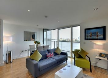 Thumbnail 2 bedroom flat for sale in Beacon Point, 12 Dowells Street, New Capital Quay, Greenwich