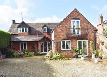 Thumbnail 4 bed detached house for sale in Broadwas, Worcester