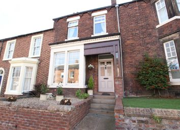 Thumbnail 4 bed terraced house for sale in 36 Scotland Road, Carlisle, Cumbria