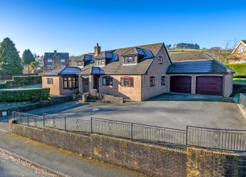 Thumbnail 4 bed detached house for sale in Cwmifor, Pontfaen Meadows, Knighton