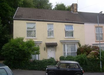 Thumbnail 2 bed flat to rent in Ground Floor Flat, The Grove, Uplands, Swansea. 0Qt.